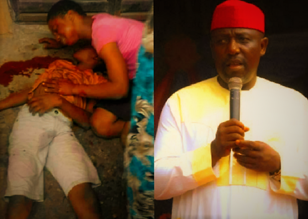 Between Governor Okorocha And The Poor In Imo – By Collins Ughalaa
