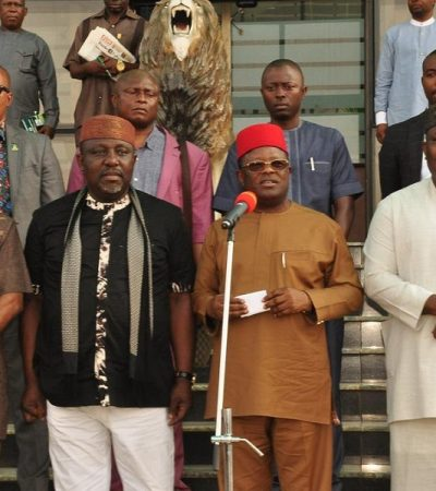 South East Govs Forum Ban IPOB, Ask Buhari To Withdraw Troops