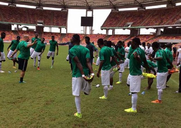 Simon: Super Eagles Will Do Everything To Beat Zambia