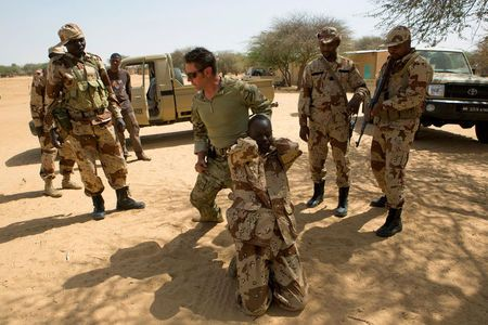 U.S. Deaths In Niger Highlight Africa Military Mission Creep