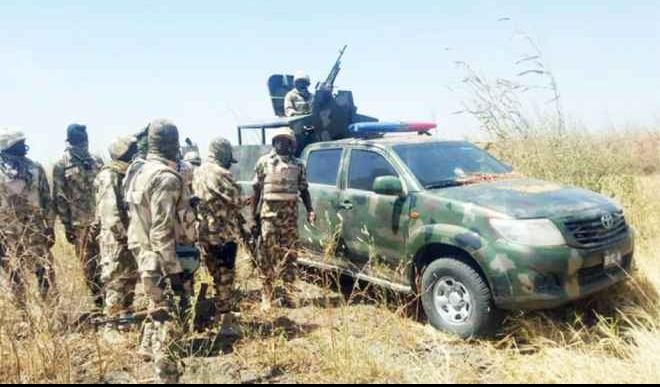 Nigerian Troops In Gun Battle With Boko Haram In Adamawa, Kill 5 Insurgents, Recover Arms