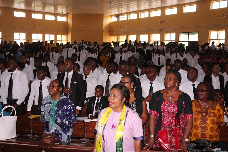 Osodieme Empowers 400 University Students