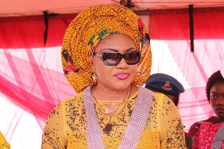 [Photos] Anambra First Lady At ASWAL Empowerment Workshop