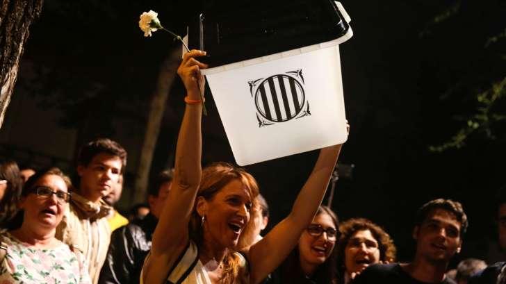 Catalonia Referendum: Catalonia Wins Independence