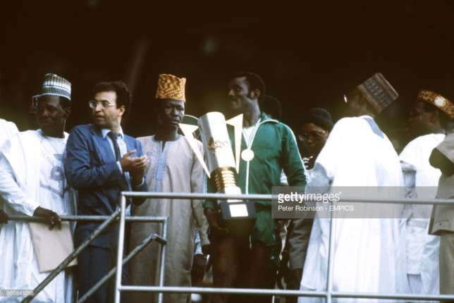 10 Iconic Nigerian Sporting Moments Since 1960