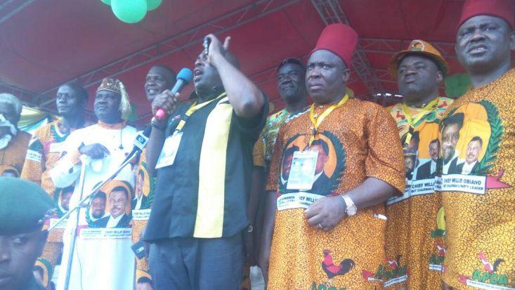 """Peter Obi Knows Oseloka Obaze Will Not Win"" – APGA Nat Chair"