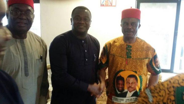 Agulu, Peter Obi's Hometown, Endorse Obiano