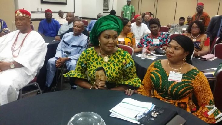Images From Anambra Convention In USA
