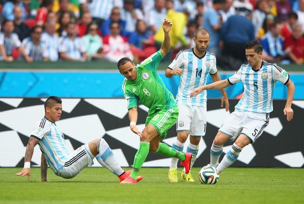 NFF Confirm Super Eagles Vs Argentina November Friendly In Russia
