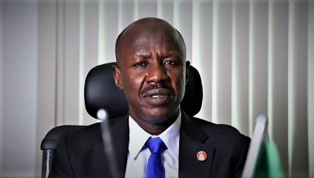 Turmoil In Magu's EFCC As Core Staff Face Off With Police