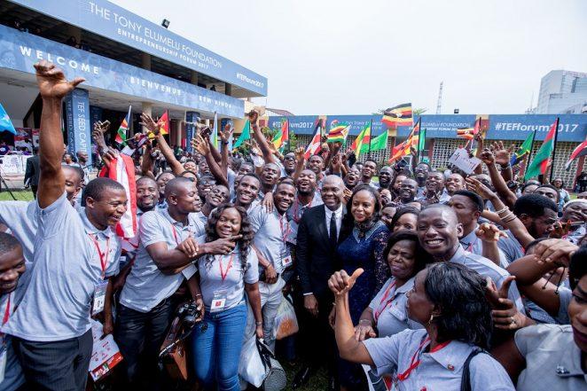 Tony Elumelu Foundation (TEF) Wraps Up 2017 TEF Entrepreneurship Forum – Largest Gathering Of African Entrepreneurs