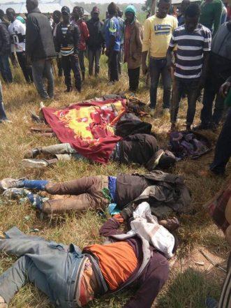 Denisaurus News Calls For MPs Of Nigerian Descent To Condemn Blood Thirsty Killer Herdsmen