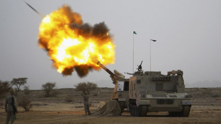 Saudi Arabia Seeks Russia, U.S. Help Against Houthi Missiles