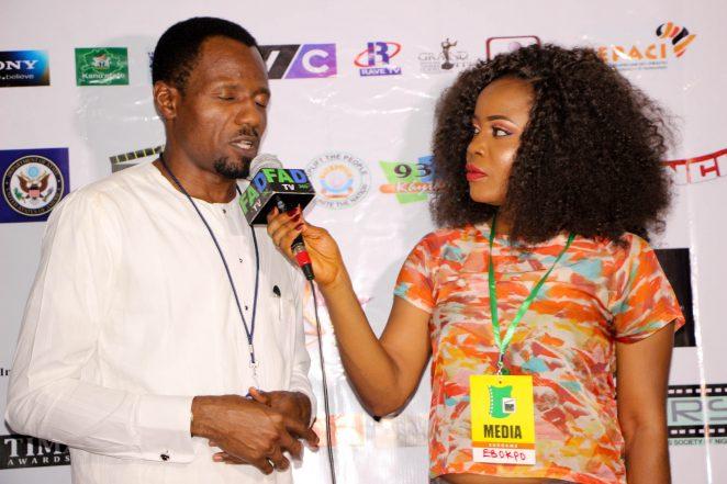 RMD, Tana Adelana, Andy Amenechi Others Wins Big At Abuja International Film Festival 2017
