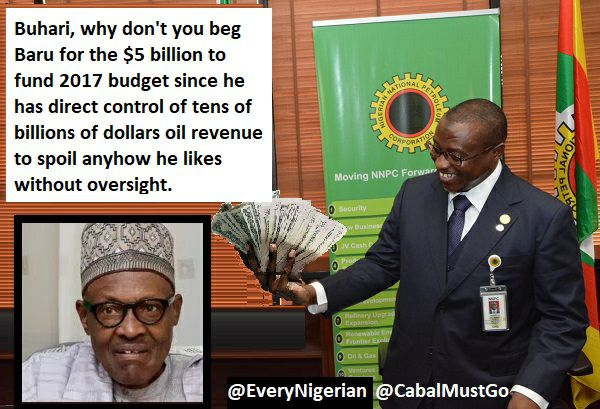 The Mask Is Off: Buhari Is Corrupt, Factional, Lacks Integrity