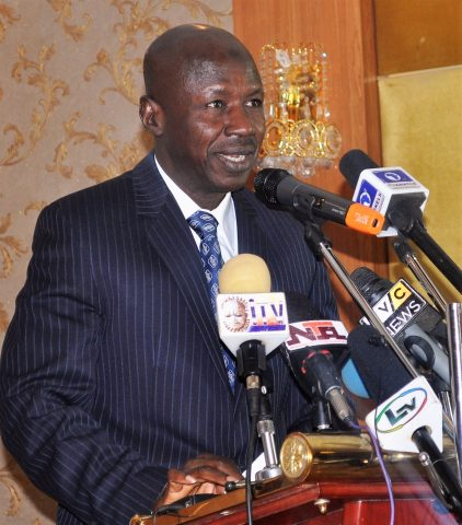 """Exclusive: Magu of EFCC In """"Empire Building"""" To Destroy Anti-graft Agency"""