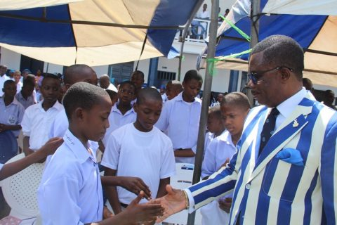 Imbibe Leadership Virtues In College Motto, Obiano Charges CKC Students
