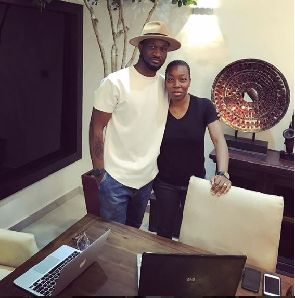 P Square Split: Peter 'Mr P' Okoye introduces new Manager
