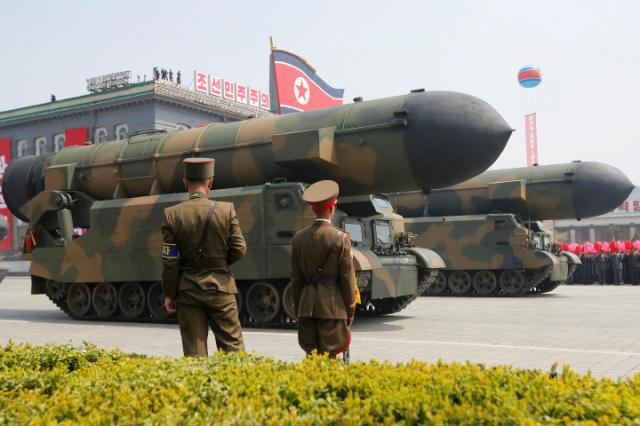 North Korea Tells Europe to Relax, as Kim's Nuclear Missiles Target Only U.S.