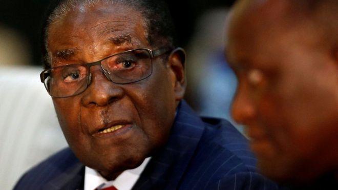 Zimbabwe Police Charge US Woman Over 'Anti-Mugabe Tweet'