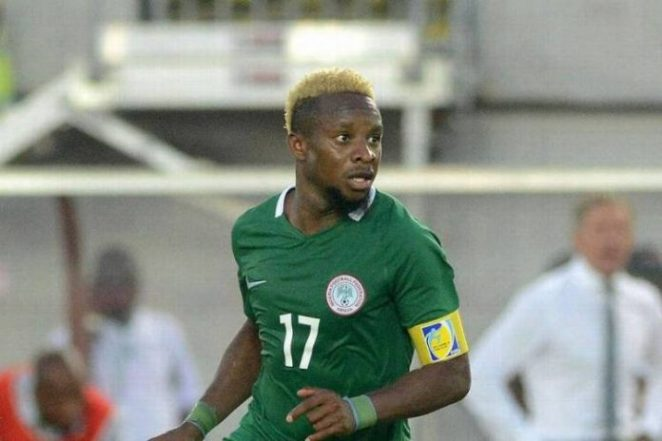 Onazi And Simon Withdrawn From Latest Nigeria Squad
