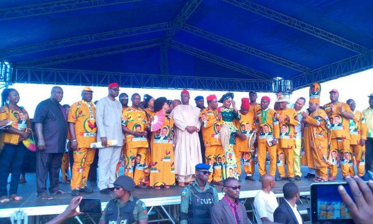Anambra 2017: APGA Chieftain, Ukachukwu Vows To Deliver Obiano