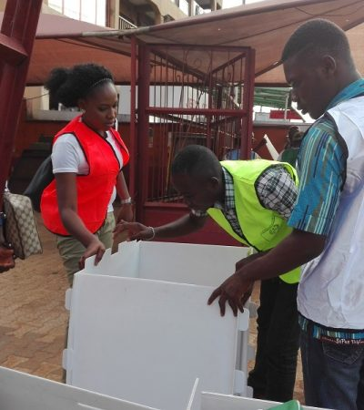 INEC Concludes Distribution Of Sensitive Materials In Benue