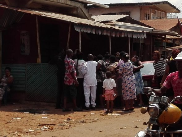 Card Readers Not Working, Party Agents Pay N2,000 Per Voter, Catholic Knight Nabbed