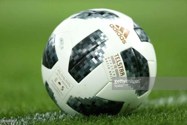 Telstar Football by Adidas