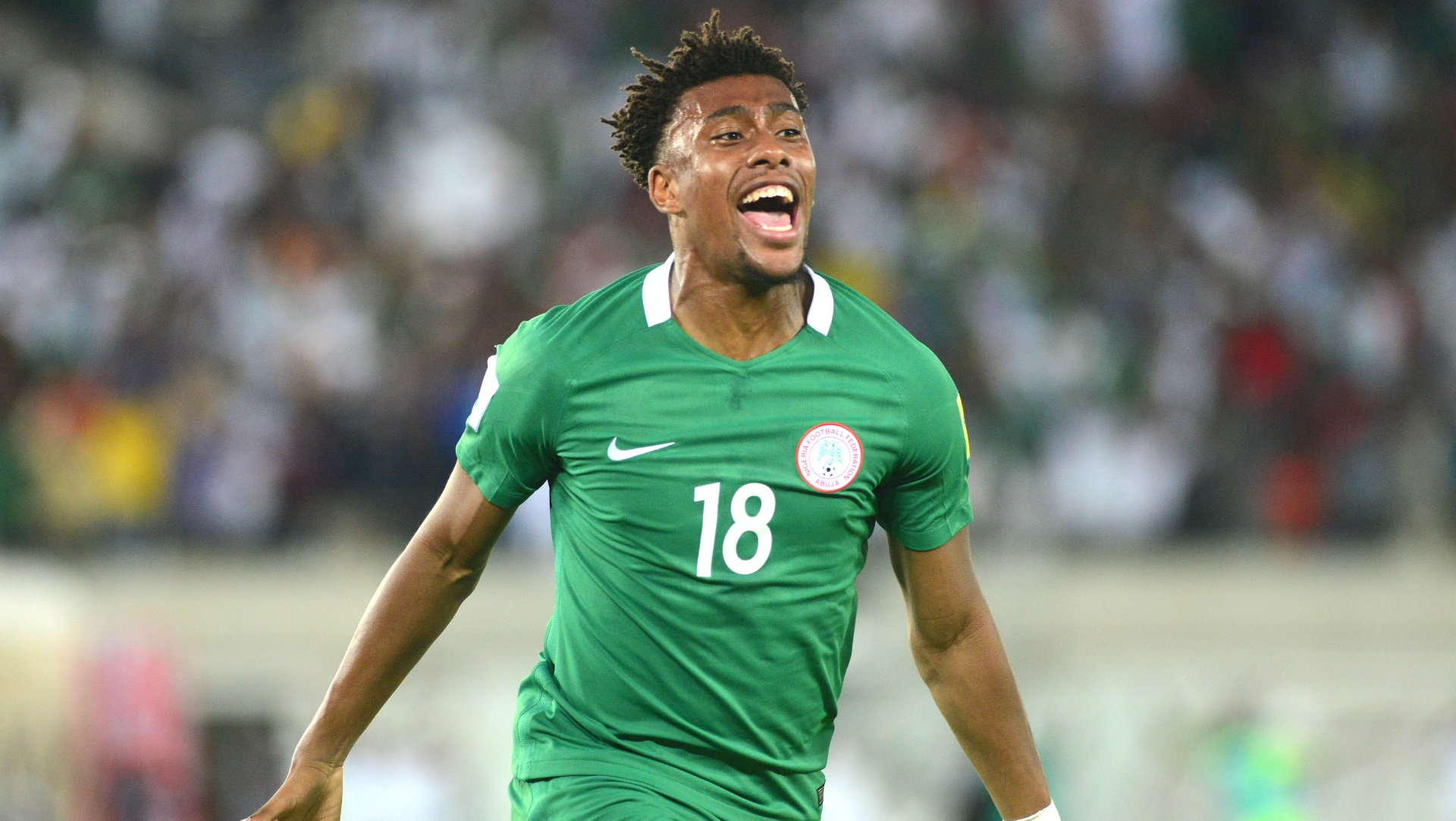 Why Can't Alex Iwobi Recreate Nigeria Form For Arsenal?
