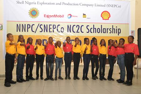 Another 104 Nigerian Youths Receive NNPC/SNEPCo Scholarships