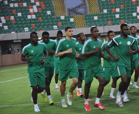 FG Spends N3bn On Nigeria's Qualification For 2018 World Cup'