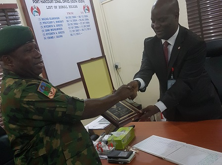 Army Commends EFCC for tackling illegal Bunkering in Niger Delta