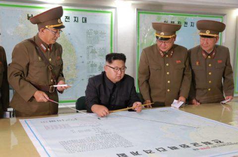North Korea's Kim Jong Un Spent Most of 2017 Overseeing Military Activities