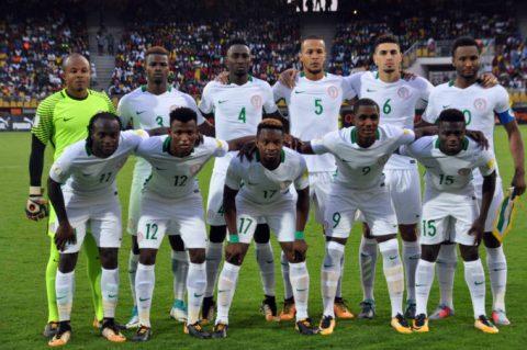 NFF to unveil Eagles' World Cup plans Dec 11