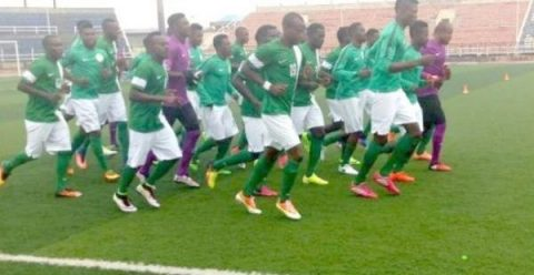 Few days to CHAN 2018, Eagles' fitness trainer declares team 'rusty'