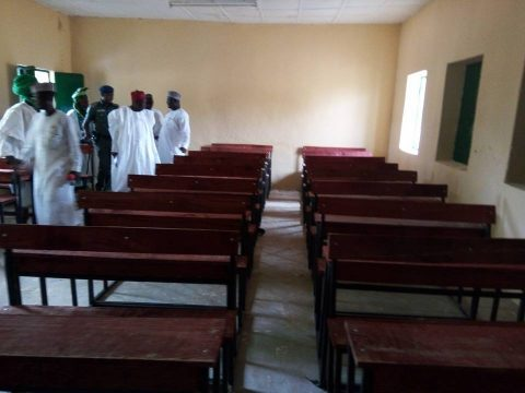 Ganduje Constructs Classrooms Worth N2.2 Billion In Kano