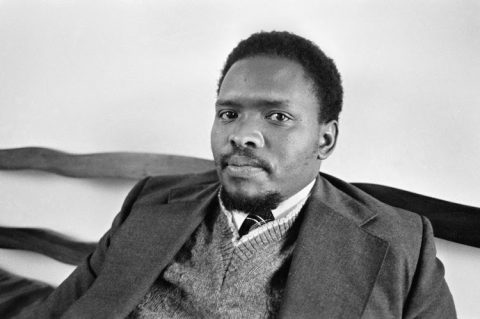 Bantu Steve Biko's Death Helped Raise Awareness Of The Ills Of Apartheid