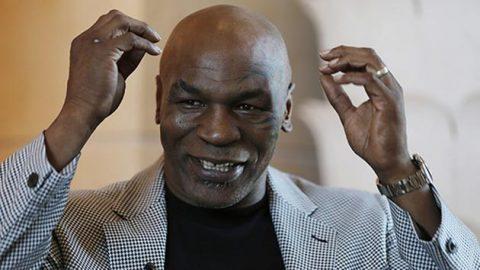 Mike Tyson Opens Marijuana Farm In California