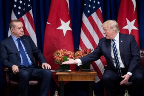 World Is Doomed Because of U.S. Justice System, Turkey's President Warns