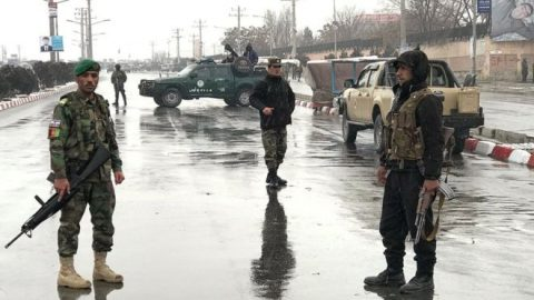 Kabul Military Base Hit By Explosions And Gunfire