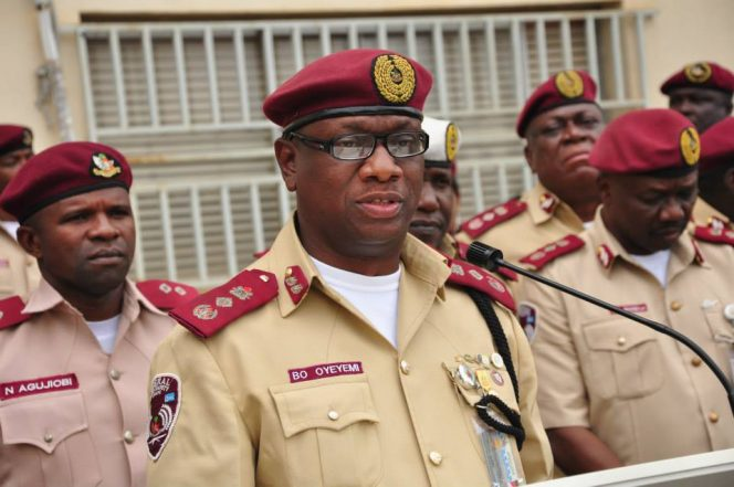 1,071 Persons Rescued From 160 Crashes During 2018 Easter – FRSC