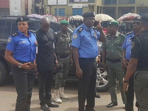 Anambra Senate Election: Police Restricts Movement