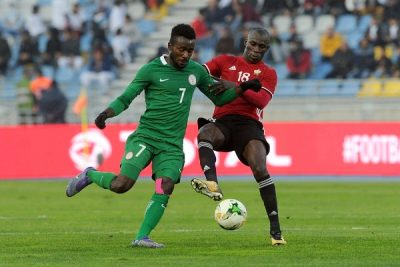 CHAN: Faleye Scores As Home Eagles Edge Libya, Top Group C