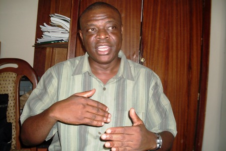 """""""Affirmation Of Intention To Contest The Presidency In 2019"""" – Jaye Gaskia"""