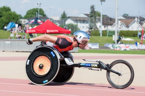 Swiss 'Silver Bullet' Hug To Lead Powerful Marathon Wheelchair Field In Dubai