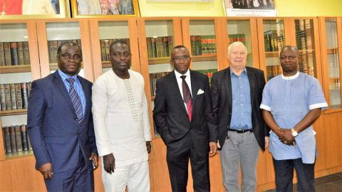 NDDC, NDSP Meet To Explore Areas Of Synergy
