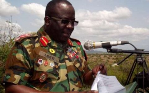 "Ghanaian Army Chief Orders ""Shoot-To-Kill"" On Fulani Herdsmen"