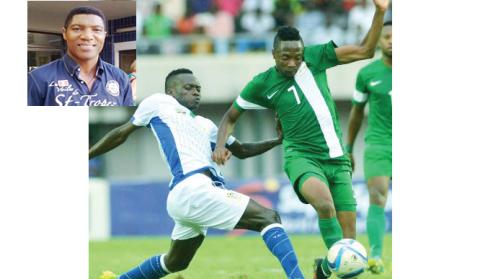 Fashanu: England Not Stronger Than Nigeria