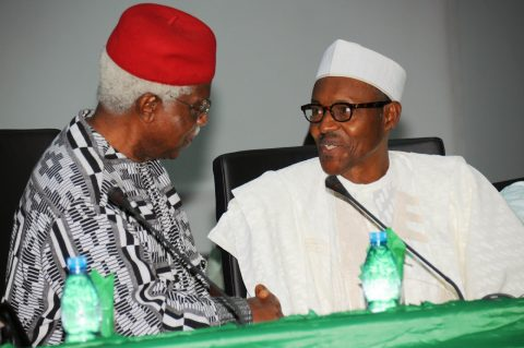 Ekwueme: Buhari Commits N1bn As Anambra Declares Thursday Work-Free Day
